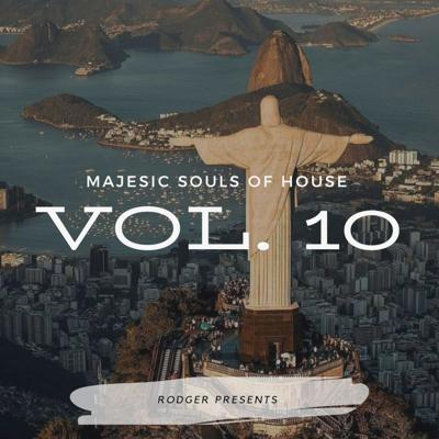 Cover art for Majestic Souls Of House Vol. 10