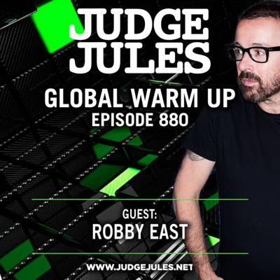 Cover art for Episode 880: JUDGE JULES PRESENTS THE GLOBAL WARM UP EPISODE 880