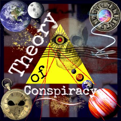 Cover art for Theory Of Conspiracy 017 Moon Conspiracies