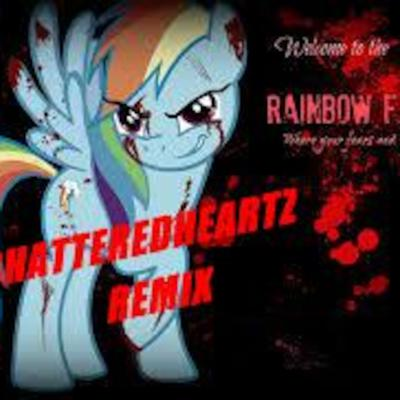 Cover art for Rainbow Factory- ShatteredHeartz Remix