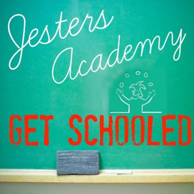 Cover art for Jesters Academy 108 - Germaphobes and Clean Boogs