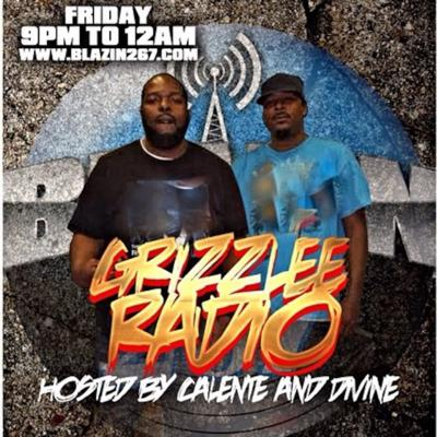 Cover art for The Grizzlee Radio Show 1 5 18