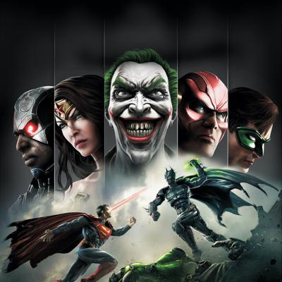 Cover art for Nerd Swap Episode 8: Injustice: Gods Among Us Vol. 1