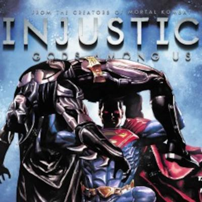 Cover art for Nerd Swap Episode 9: Injustice: Gods Among Us Vol. 2