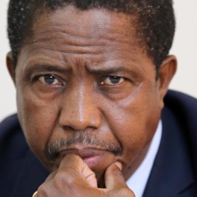Cover art for President Edgar Lungu appearance on Let The People Talk