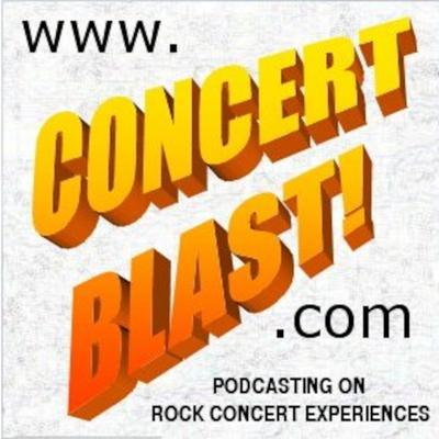 WELCOME TO CONCERT BLAST! A Weekly Podcast of 3 guys who grew up together (Mike Arnold, Brian Hasbrook, and Tom Thompson) in the Nashville, TN area. Concert Reviews, Interviews, and Music Discussions. JOIN US!