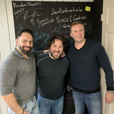 Cover art for Episode 16 Mark Riccadonna does the Hangover