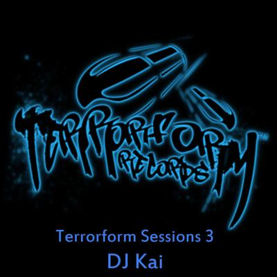 Cover art for Terrorform Sessions 3 DJ Kai