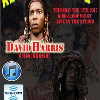 Cover art for Warriors !!! Come out and Play Yay !! David Harris & Dorsey Wright interview