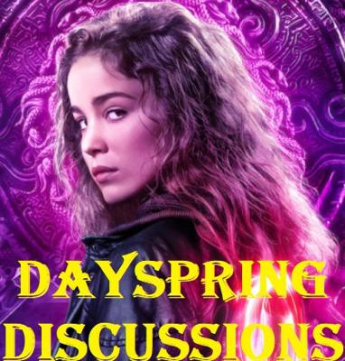 Cover art for Dayspring Discussions: Warrior Nun Season 1 Review