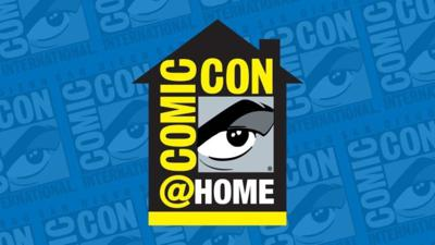 Cover art for Dayspring Discussions July 23, 2020: Day 1 of Comic-Con @ Home