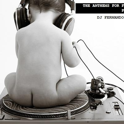 Anthem, progressive, tribal and vocal house music sessions made for the circuit. Give me a little bit of volume on this!