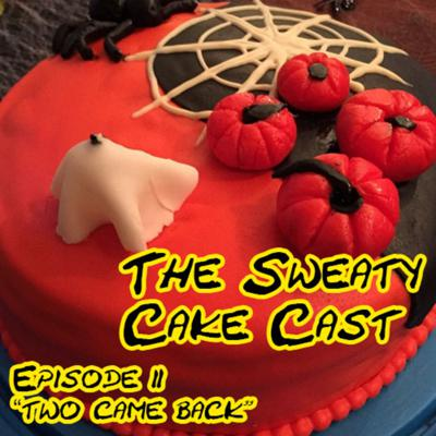 Cover art for The Sweaty Cake Cast #2 -