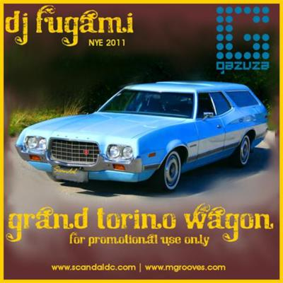 Cover art for Sound of Scandal 26 - The Grand Torino Wagon