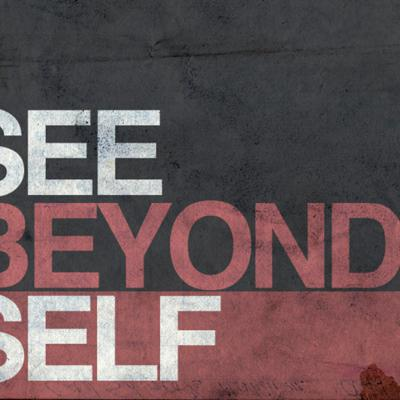 Cover art for Seeing beyond self