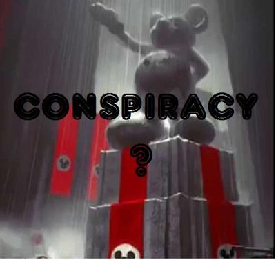 Cover art for Conspiracy?