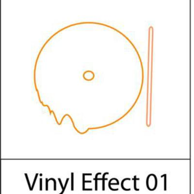 Vinyl Effect by Camillo