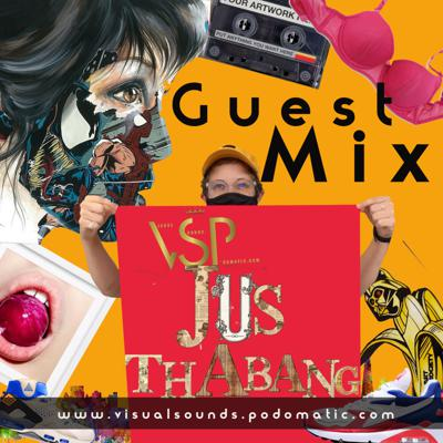 Cover art for Visual Sounds - Jus Thabang (Guest Mix)