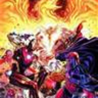 Cover art for Episode 13: The Truth about Avengers and X-Men