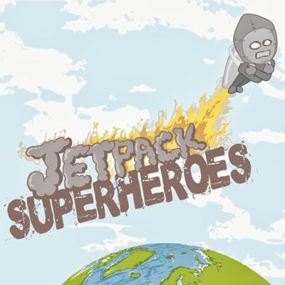 The Jetpack Superheroes are a comedy band focusing on writing the most beautiful  and HONEST love songs in the world.  Usually at the expense of their own best interests.  The podcast is just an extension of their unbridled honesty and views on top news stories that usually fall to the second tier of the news.  Think page 3, but way more entertaining.