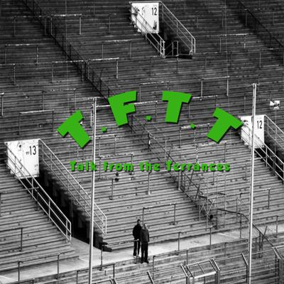Talk From The Terraces' Podcast