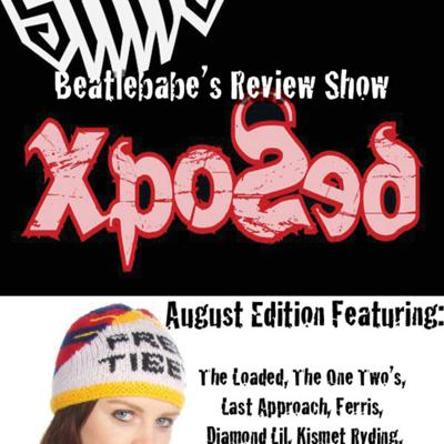 Cover art for Beatlebabe's Review Show August Edition