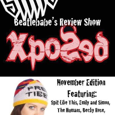Cover art for Beatlebabe's Review Show November Edition