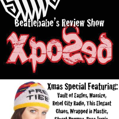 Cover art for Beatlebabe's Review Show Xmas Edition
