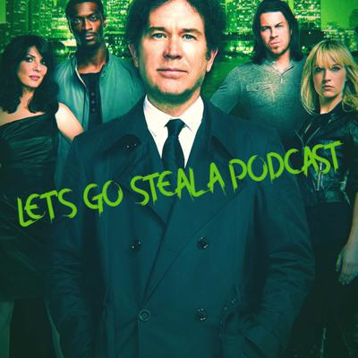 Let's Go Steal a Podcast