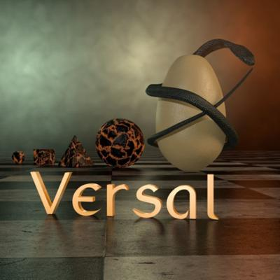 Cover art for FEATURED EP REVIEW - Versal