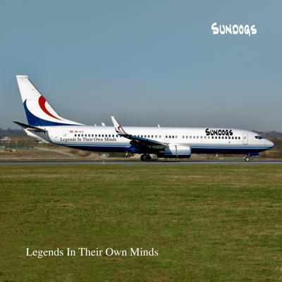 Cover art for ALBUM REVIEW -  Sundogs 'Legends In Their Own Minds'