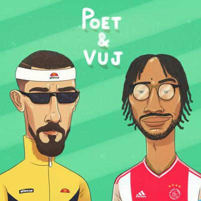 The Poet and Vuj Podcast, brought to you by the football entertainment forefathers. The ethnic ant and Dec, conversations unfiltered, with no rules. Expect the unexpected.