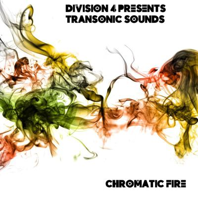 Cover art for Chromatic Fire