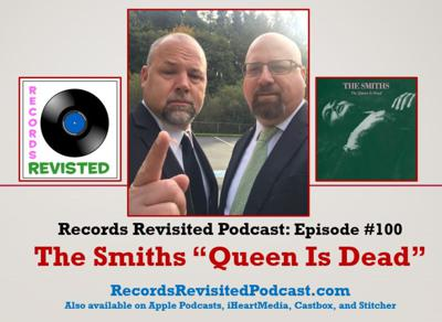 Cover art for Episode 100 - The Smiths