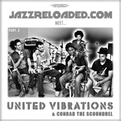 Cover art for Taylormade radio presents...JAZZRELOADED meets UNITED VIBRATIONS Ep 5 Pt2