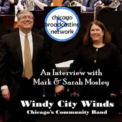Cover art for Episode 103: Interview Mark & Sarah Mosley   Windy City Winds   Chicago