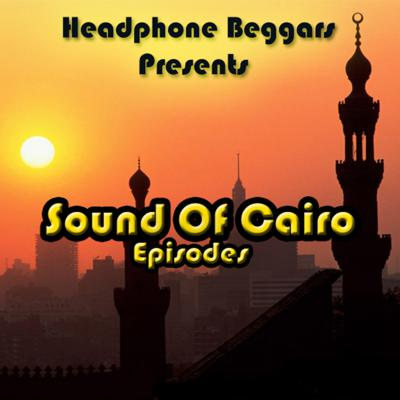Cover art for Sound Of Cairo #1