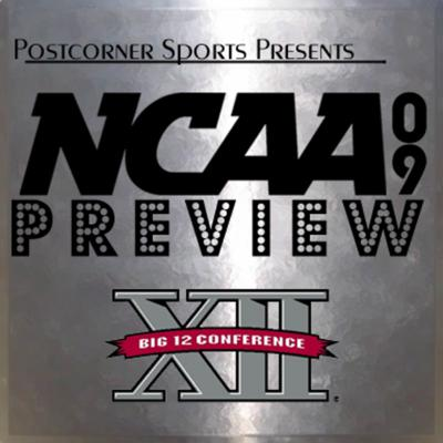 Cover art for Big 12 Preview