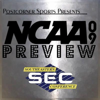 Cover art for SEC Preview