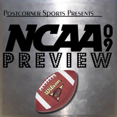 Postcorner Sports NCAA 09 Preview