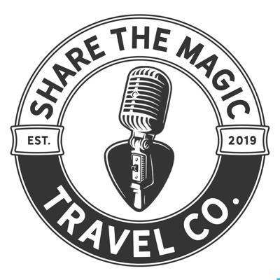 Share The Magic Podcast