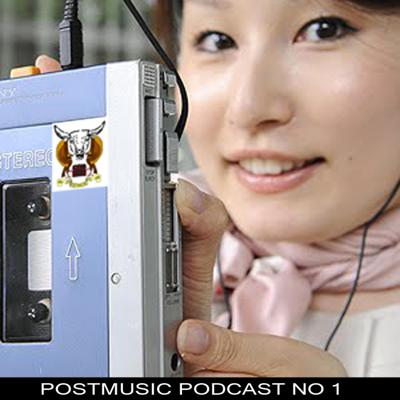 Cover art for POSTMUSIC Podcast MARCH 2011