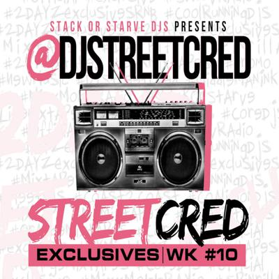 Cover art for DJ StreetCred - Week 10 - 10.09.15 - Mix Show