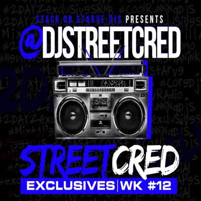 Cover art for DJ StreetCred - Week 12 - 10.23.15 - Mix Show