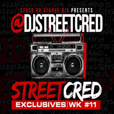 Cover art for DJ StreetCred - Week 11 - 10.16.15 - Mix Show