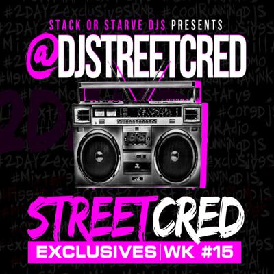 Cover art for DJ StreetCred - Week 15 - 11.13.15 - Mix Show