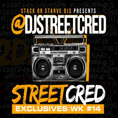 Cover art for DJ StreetCred - Week 14 - 11.06.15 - Mix Show