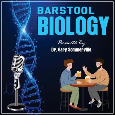 A brand spanking new science podcast by Dr. Gary Sommerville Ph.D. Gary is a Molecular Biologist at Harvard Medical School and breaks down popular and interesting science topics over a cold beer!   Subscribe to Barstool Biology wherever you listen to podcasts; Apple, Spotify, Google or your favorite app!