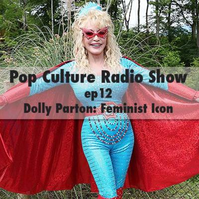 Cover art for Dolly Parton: Feminist Icon