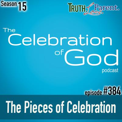 Cover art for TLP 384 (COG 8): The Pieces of Celebration
